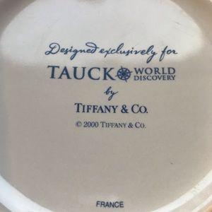 Tiffany & Co. Accessories - Tiffany & Co. world map container! Rare